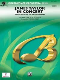 James Taylor: James Taylor in Concert