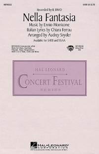 Chiara Ferrau_Ennio Morricone: Nella Fantasia (In my Fantasy)