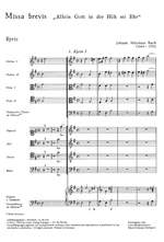 Bach, JL: Missa brevis Product Image