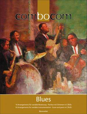 Various Composers: Combocom. Music for Flexible Ensemble series