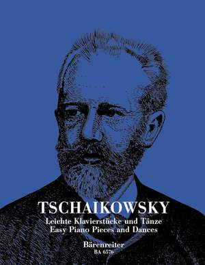 Tchaikovsky, P: Easy Piano Pieces and Dances