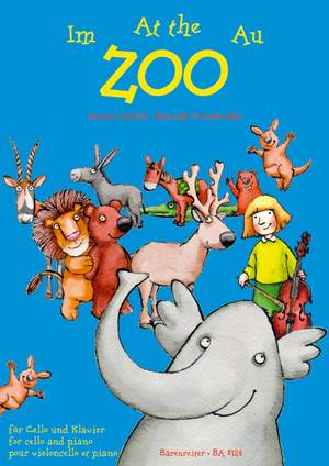 Cofalik, A: At the Zoo. 15 easy pieces for beginners