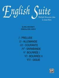 William Kraft: English Suite (7 movements)