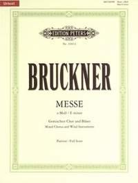 Bruckner: Mass No.2 in E minor (1882 Version)