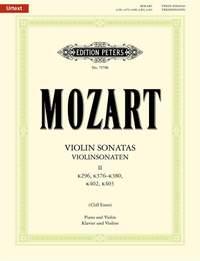 Mozart: Violin Sonatas Volume 2