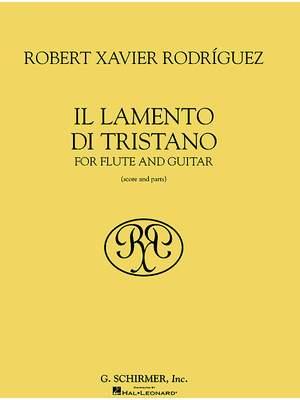 Robert Xavier RodrÝguez: Il Lamento di Tristano