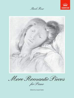 Lionel Salter: More Romantic Pieces for Piano, Book IV Product Image
