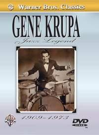 Gene Krupa: Jazz Legend (1909--1973)