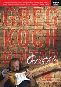 Greg Koch - Guitar Gristle