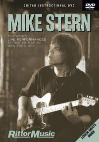 Mike Stern: Guitar Instructional Dvd