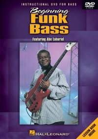 Beginning Funk Bass DVD