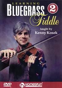 Learning Bluegrass Fiddle Volume 2