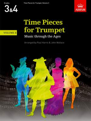 Paul Harris: Time Pieces for Trumpet, Volume 3 Product Image