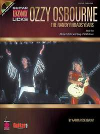 Ozzy Osbourne: The Randy Rhoads Years