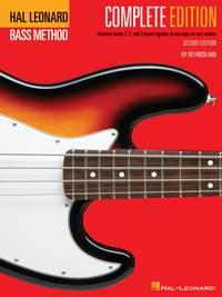 Hal Leonard Electric Bass Method - Complete Ed.