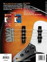 Hal Leonard Bass Method Book 1 Product Image