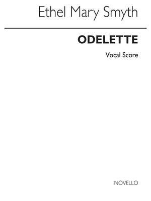 Ethel Smyth: Odelette