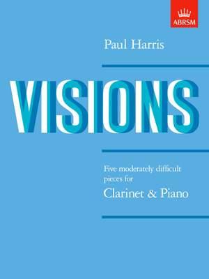 Paul Harris: Visions