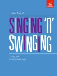 Robin Grant: Singing 'n' Swinging