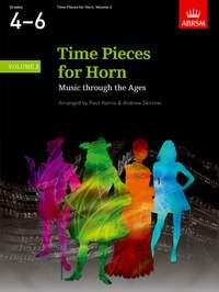 Paul Harris: Time Pieces for Horn, Volume 2
