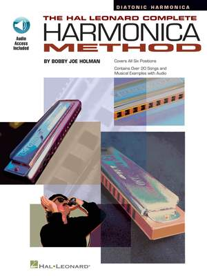Bobby Joe Holman: The Hal Leonard Complete Harmonica Method