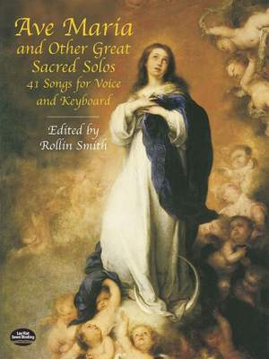 Ave Maria And Other Sacred Solos