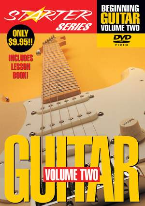 Beginning Guitar Volume Two Product Image