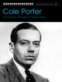 Cole Porter: Easy Keyboard Library Cole Porter
