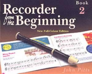 Recorder From The Beginning: Pupil's Book 2