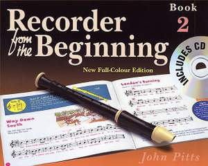 Recorder From The Beginning: Pupil's Book 2 & CD