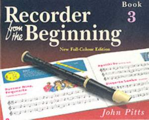 Recorder From The Beginning: Pupil's Book 3