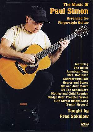 Fred Sokolow_Paul Simon: The Music Of Paul Simon