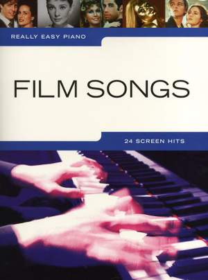 Really Easy Piano: Film Songs Product Image