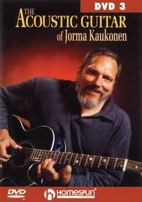 Jorma Kaukonen: The Acoustic Guitar of Jorma Kaukonen