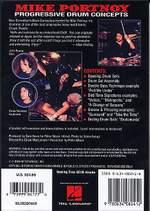 Mike Portnoy: Mike Portnoy: Progressive Drum Concepts Product Image