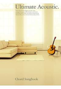 Ultimate Acoustic Chord Songbook