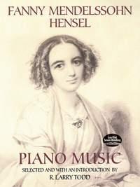 Hensel, Fanny (Mendelssohn) Piano Music