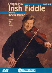 Kevin Burke: Learn to Play Irish Fiddle, Lesson One