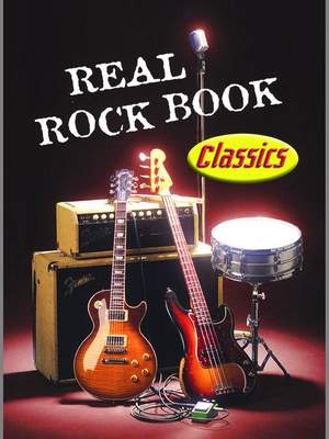 Real Rock Book Classics Product Image