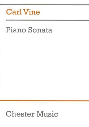 Carl Vine: Piano Sonata