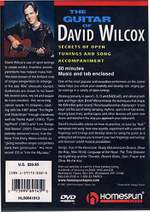 The Guitar of David Wilcox Product Image