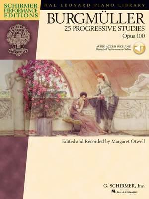 Friedrich Burgmüller: 25 Progressive Pieces, Opus 100