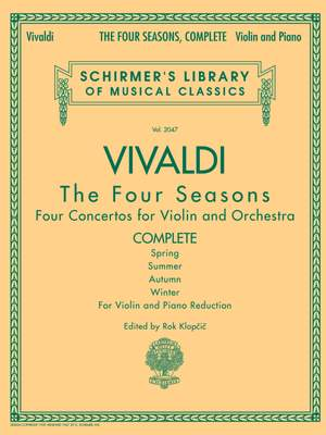 Antonio Vivaldi: The Four Seasons - Complete Edition