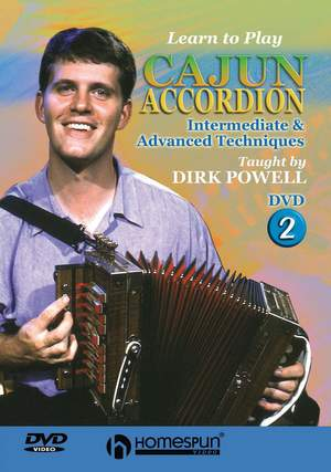 Learn to Play Cajun Accordion Product Image