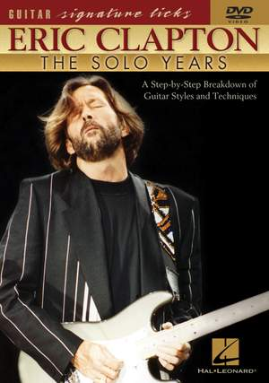 Eric Clapton - The Solo Years Product Image
