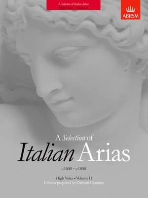 Damian Cranmer: A Selection of Italian Arias 1600-1800