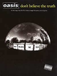 Oasis: Don't Believe The Truth (PVG)