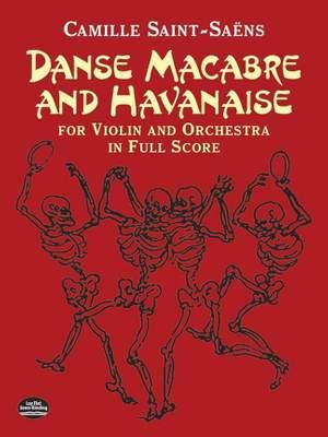 Danse Macabre And Havanaise