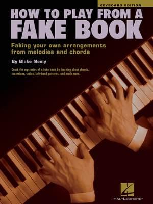 Blake Neely: How To Play From A Fake Book