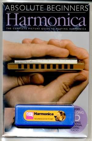 Absolute Beginners: Harmonica-Pack